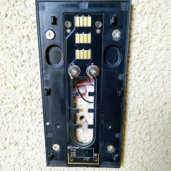 Ring Doorbell Wiring Diagram 2003 Mazda Mpv Wi Fi Video Review Answer The Door From
