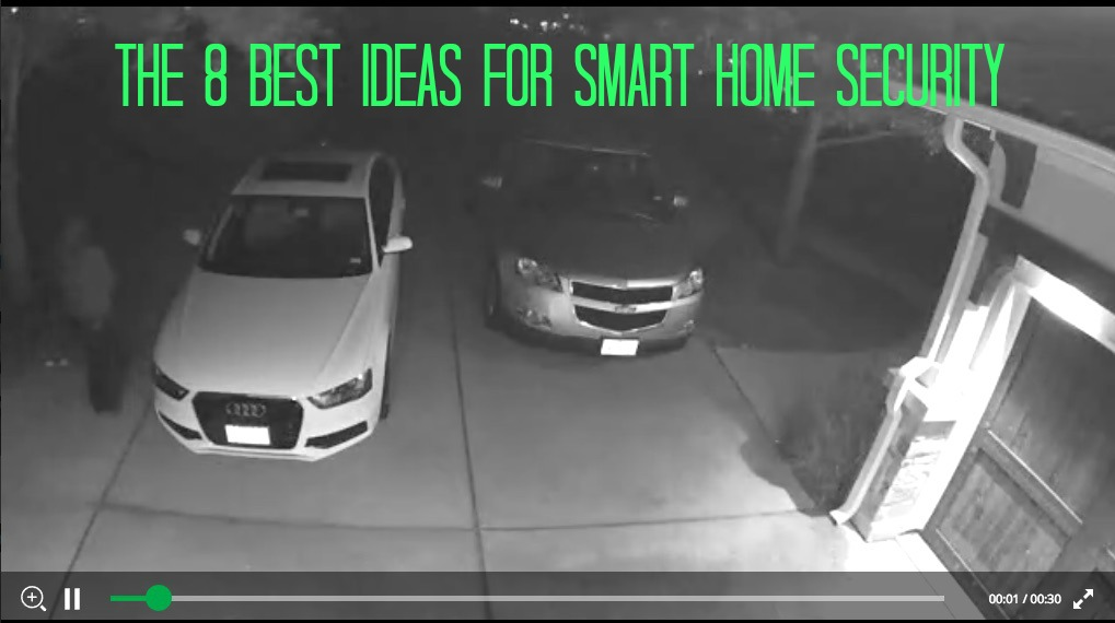 The 8 Best Ideas for Smart Home Security in 2017