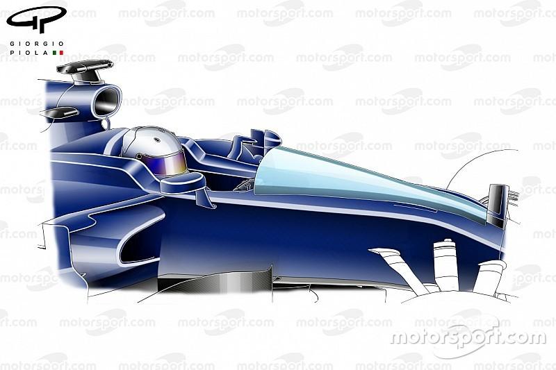 Prototype du Shield © Motorsport.com Giorgio Piola