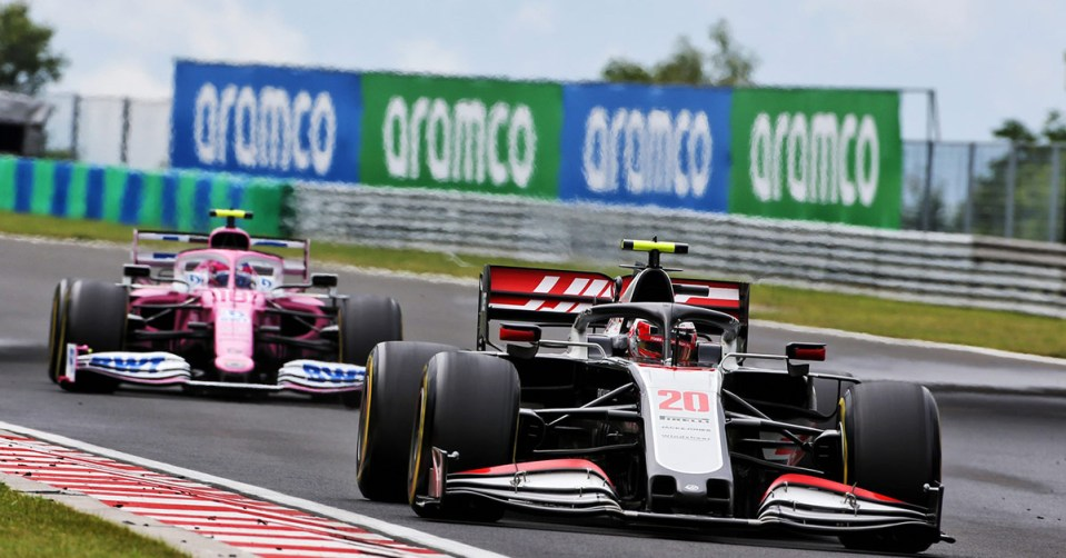 Magnussen se maintient dans les points lors du Grand Prix de Hongrie 2020