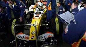 Alonso no ve capaz a Renault en el 2009