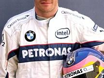Villeneuve quiere volver al ruedo con equipo propio