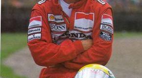 La leyenda de Ayrton Senna
