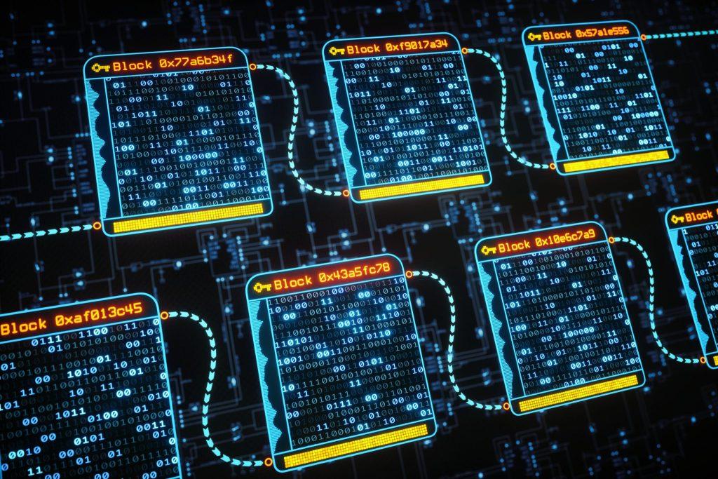 blockchain relais