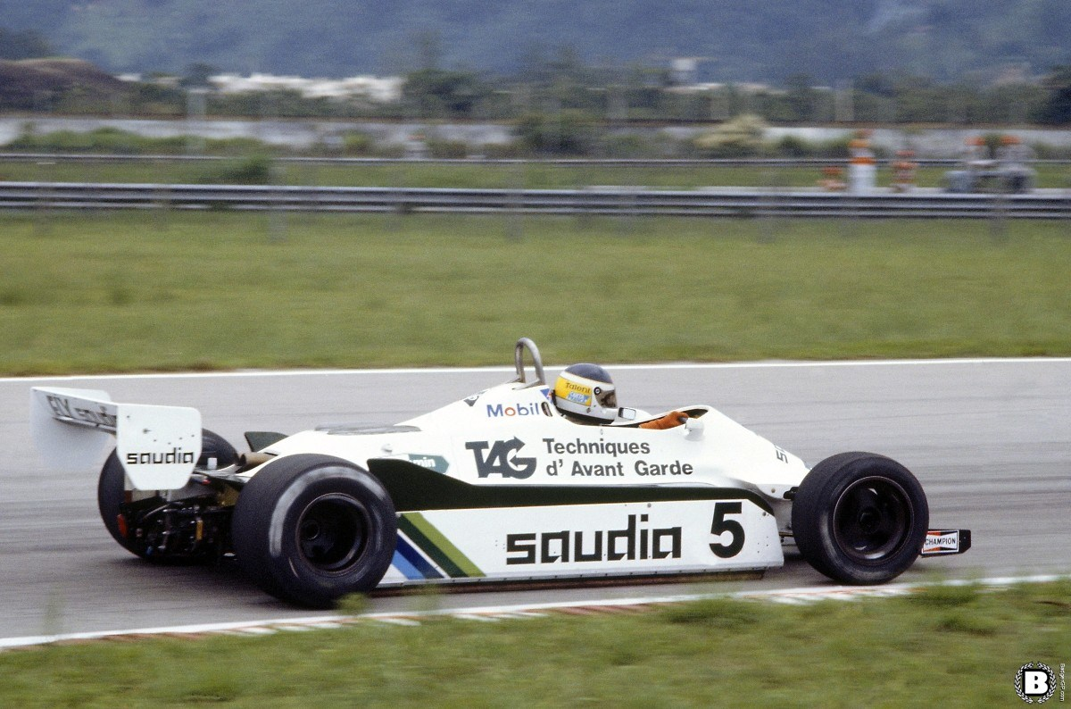 1982 Brazilian Grand Prix  Turbos and Tantrums