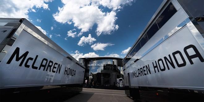 McLaren Media Centre