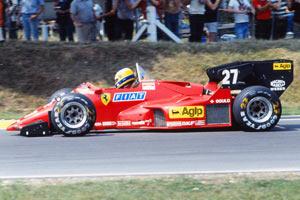 Ferrari 126C4  F1technicalnet
