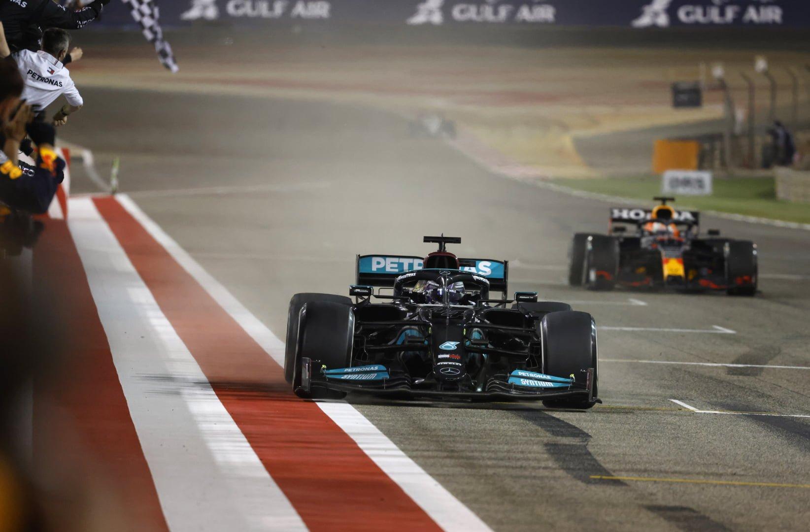 M261392 Grand Prix Bahrajnu 2021 – podsumowanie