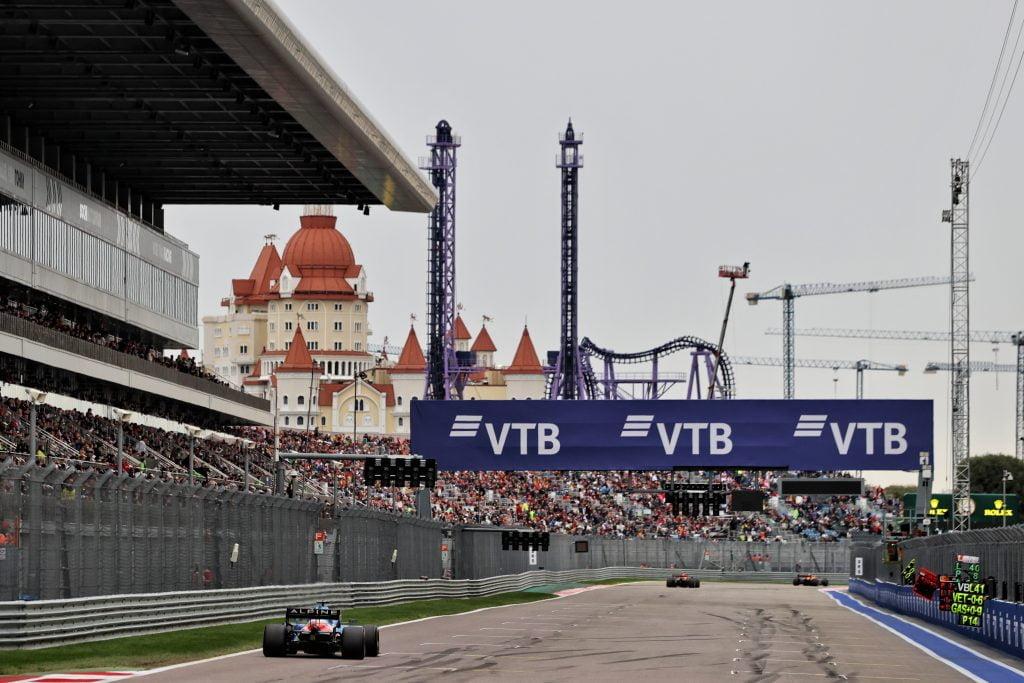 jm2126se315 Grand Prix Rosji 2021 – podsumowanie