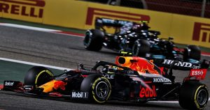 'Red Bull need reliability and Perez at the front'