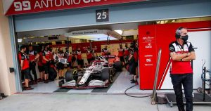 Alfa team manager on Covid F1's logistical headaches