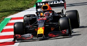 Red Bull 'punished in a different way' by Spanish track