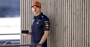 'Nothing weird' going on with Max's lowly P9 finish