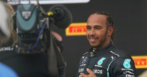 Qualy: That's a 100th pole position for Lewis Hamilton