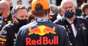Track limits 'most consistently' applied by Red Bull