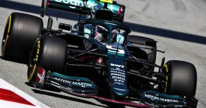 Aston Martin upgrades can't put Vettel into Q3