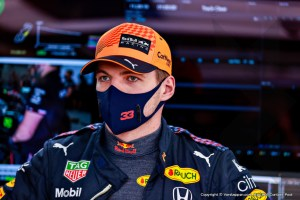 Max reflects on Friday at Barcelona: 'We're getting closer'