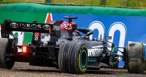 'Hamilton's one mistake outweighs Max's small errors'