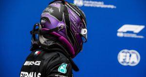 Palmer 'baffled' by Mercedes' Hamilton strategy