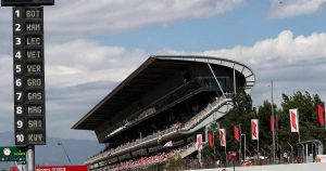 Fans given go-ahead to attend Spanish GP