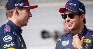 Verstappen hoping 'great' Perez remains team-mate