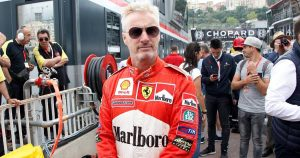 Irvine interview: On Lewis v Max, Schumacher and more