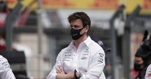 Wolff's huge admission after latest Mercedes defeat
