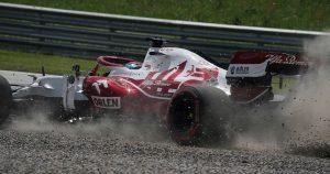 Kimi qualy improvement is an Alfa Romeo priority