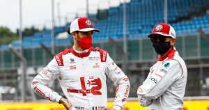 Driver choice has 'nothing to do with Alfa Romeo'