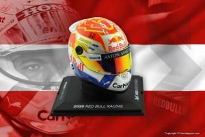 Contest GP Austria: win a 1:4 Styrian GP 2020 helmet scale model!