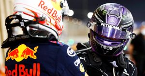 Lewis v Max rivalry 'will be a beautiful battle'