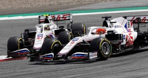 'F1 difficulty now clear to Schumacher and Mazepin'