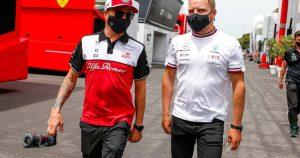 Bottas reportedly opens talks with Alfa Romeo