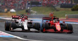 Leclerc fears repeat of Ferrari's Paul Ricard misery
