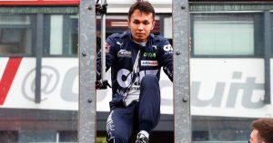Albon on the 'radar' of Grosjean's IndyCar team