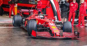 Leclerc tyre rule infringement goes unpunished