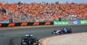 DC: Russell can match Hamilton's speed