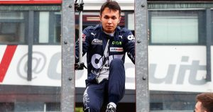 Williams won't comment on Red Bull's Albon option