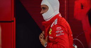 Leclerc 'won't go into details' over Ferrari engine issue