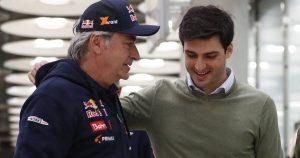 Sainz following father's blueprint for lengthy career