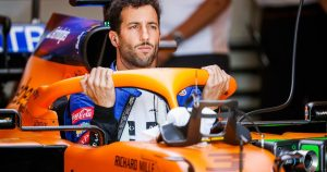 Ricciardo's 'Honey Badger rage' comes out at Monza