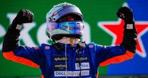 Ricciardo struggling to sleep since Monza victory