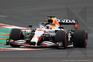 Max Verstappen qualifies third for Turkish GP: 'The maximum'