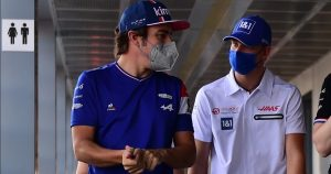 Alonso: 'Mick reminds me a lot of his father'
