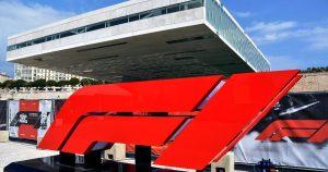 Formula 1 and basketball meet at US Grand Prix