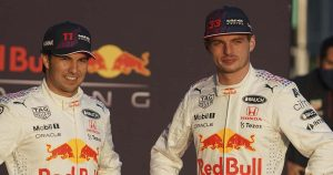 Max/Perez combo 'up there' with Red Bull's best ever