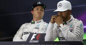 Wolff blames himself over Hamilton/Rosberg feud