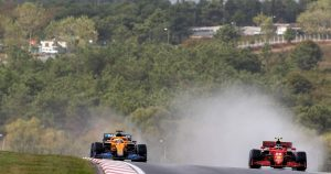 Sainz targeted Ricciardo Q1 exit at Turkish GP