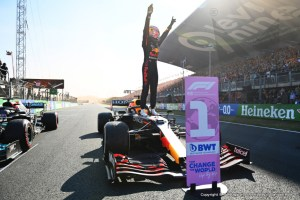 Max voted most popular driver following F1's biggest fan survey