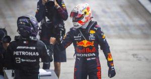 Hamilton does not 'hold any hostility' against Max